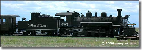 coal fired steam engine