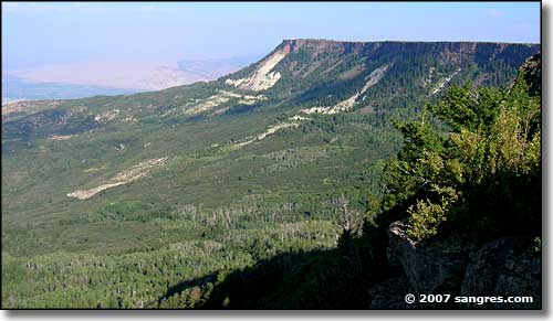 Grand Mesa Scenic Byway