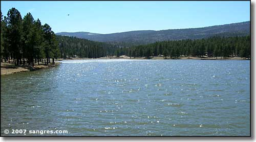 Monte Verde Lake at Angel Fire