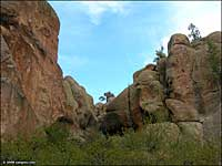 Penitente Canyon