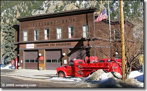 Georgetown volunteer fire department