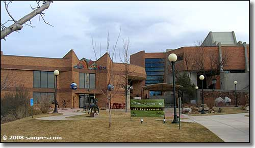 Sangre de Cristo Arts and Convention Center
