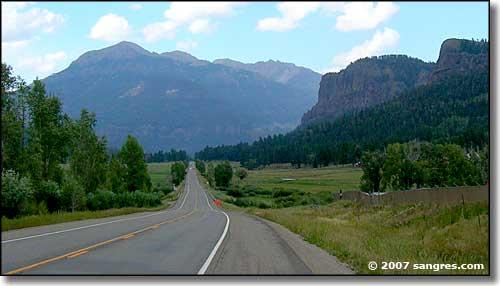 Pagosa+springs+mountains