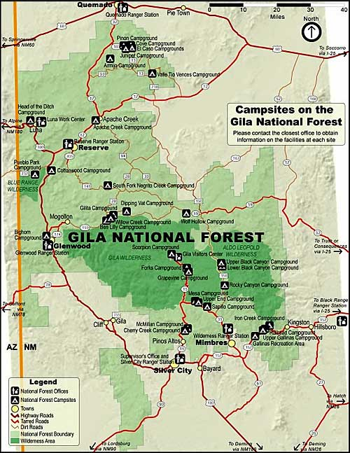 Gila National Forest