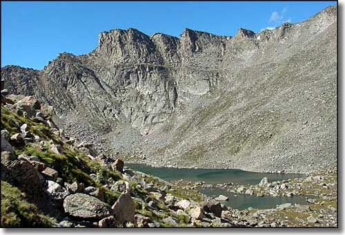 Mount Evans Wilderness Area