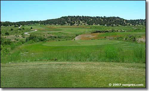 Links at Cougar Canyon, Trinidad, Colorado