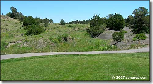 Links at Cougar Canyon Golf Course, Trinidad, Colorado