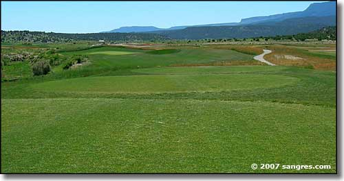 Cougar Canyon Golf Links