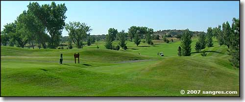 Hidden Valley Golf Club, Aztec, New Mexico