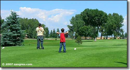 New Mexico Golf Courses