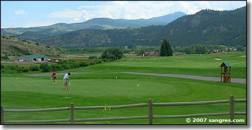 The Rio Grande Club, South Fork, Colorado