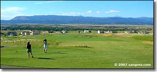 Sumo Golf Village, Florence, Colorado
