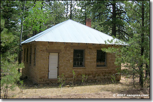 Aspen Grove School House, Colorado