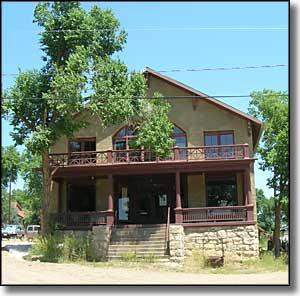 Gottlieb Mercantile in Cokedale, Colorado