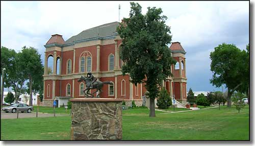 Bent County Courthouse, Las Animas, Colorado