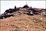 Mt. Maxwell summit