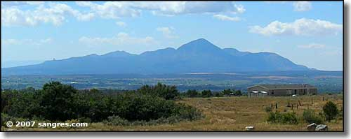 Sleeping Ute Mountain