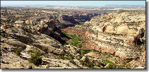 Escalante Canyons at Grand Staircase-Escalante National Monument