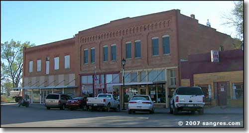 Downtown Ordway, Colorado