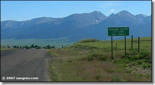 Silver Cliff, Colorado