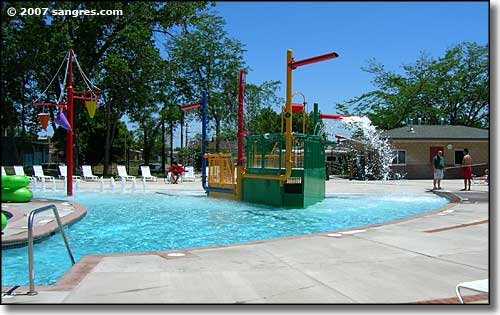 Walsenburg Water Park