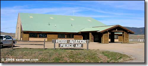 Angel Fire Airport terminal