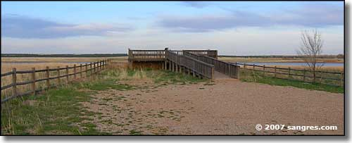 Las Vegas National Wildlife Refuge, New Mexico