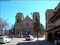 Cathedral of Santa Fe