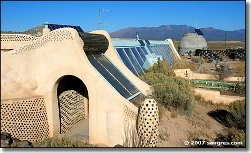 Here the Earthship World