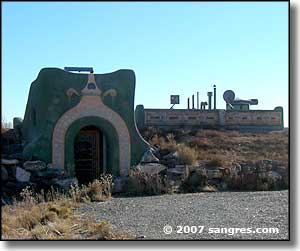 Earthship construction