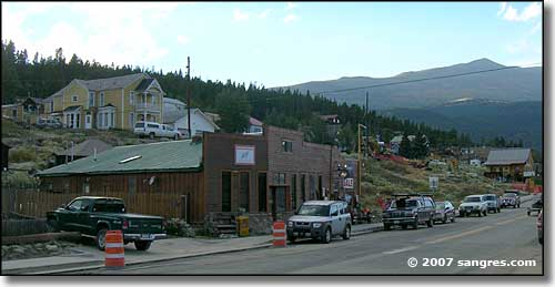 Alma, Colorado