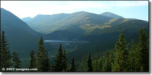 Hoosier Pass, Colorado