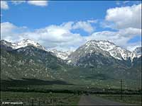 Kit Carson Mountain