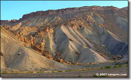 Book Cliffs Grand Junction The Book Cliffs of Grand