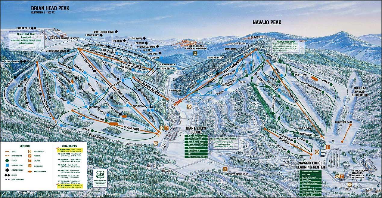 Brian Head Ski Resort