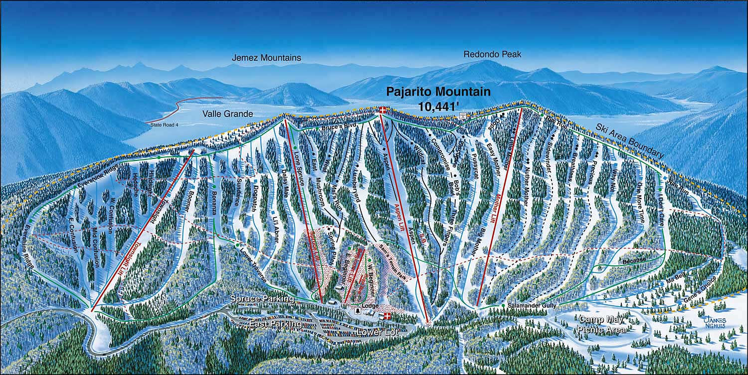Pajarito Mountain Ski Area