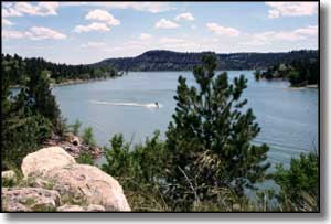 Guernsey State Park, Guernsey, Wyoming