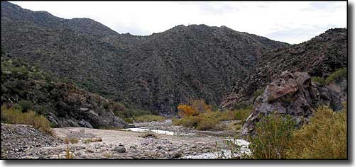 Hassayampa River Canyon Wilderness