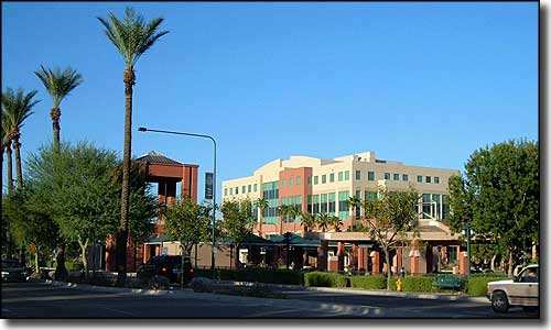 Downtown Chandler, Arizona