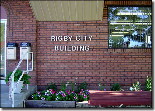 Rigby Idaho