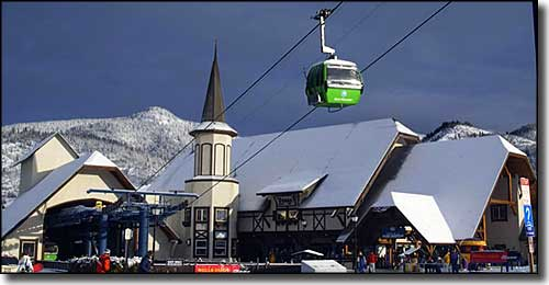 Silver mountain ski resort for Silver mountain cabins