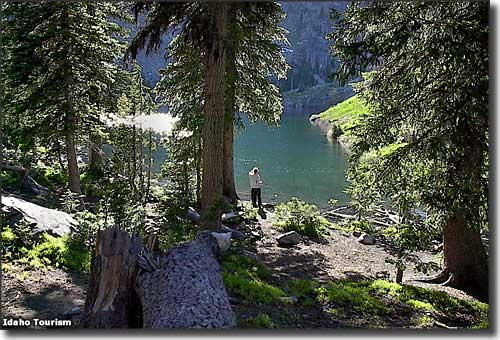 Devils Creek Reservoir - Malad City, Idaho | Free Camping ...