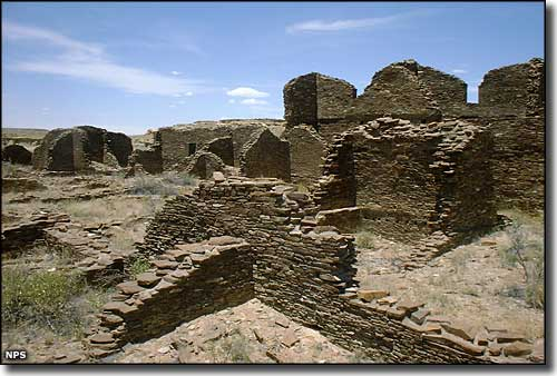 Kin Bineola, Chaco Culture National Historical Park