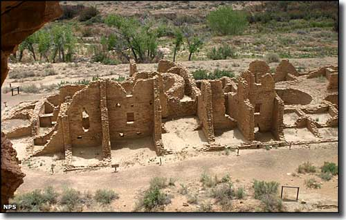 Kin Kletso at Chaco Culture National Historical Park