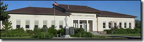 Rich County Courthouse